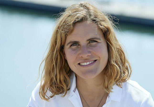 Elle a battu le record féminin du Vendée Globe, rencontre avec Clarisse Crémer !