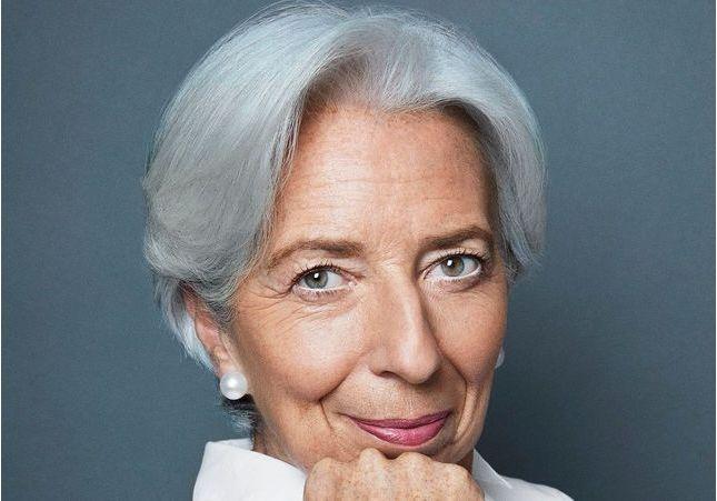 Christine Lagarde :  « Ne renoncez jamais à vos ambitions »