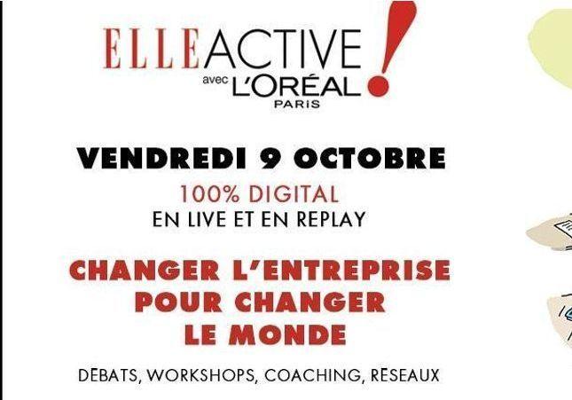 ELLE Active à Paris : revivez cette édition 100% digital
