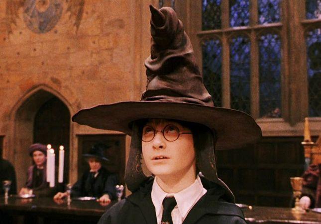 Le Choixpeau magique parlant d'Harry Potter est enfin en vente