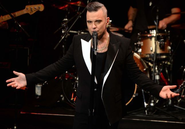 Robbie Williams : un biopic sur le chanteur en préparation