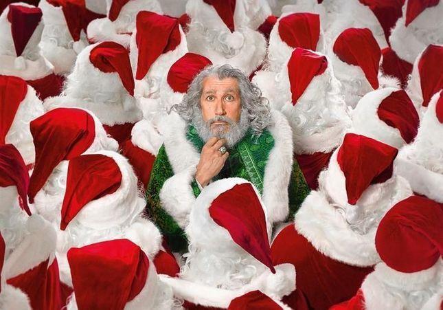 « Santa & cie » : la (drôle de) bande-annonce du nouveau film d'Alain Chabat