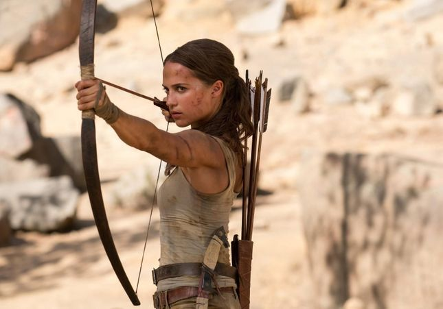 « Tomb Raider » : découvrez la nouvelle bande-annonce explosive