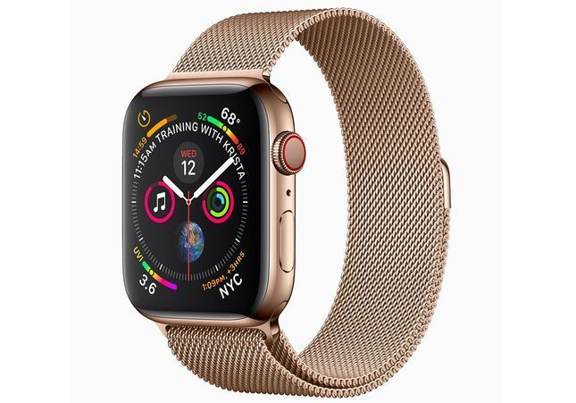 Apple Watch series 4 : que vaut la nouvelle montre connectée d'Apple ?