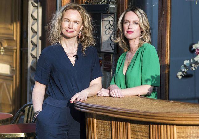 Aurélie Valognes et Sophie Tal Men : les belles-soeurs devenues stars des librairies