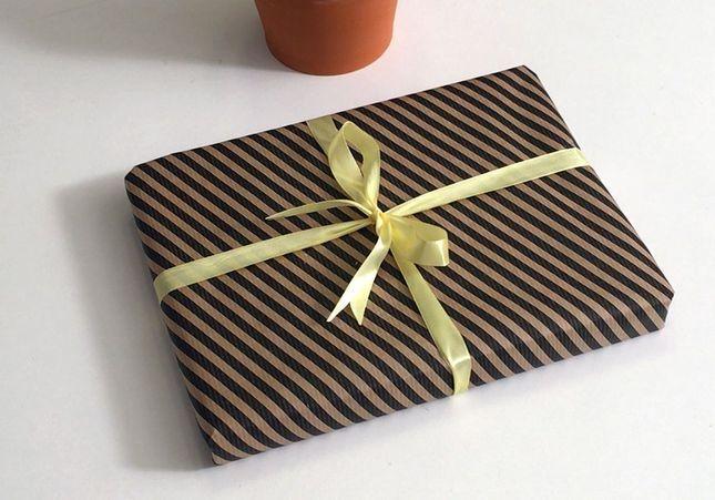 Comment faire un paquet cadeau ?