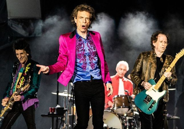 Les Rolling Stones menacent Donald Trump d'action en justice