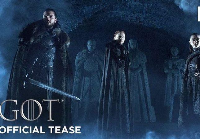 « Game of Thrones » : la dernière saison sera diffusée à partir du…