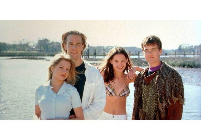 Les acteurs de « Dawson » réunis pour un shooting exceptionnel, vingt ans après !