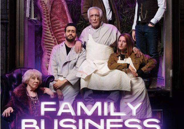 Netflix : Jonathan Cohen et Gérard Darmon réunis dans la série loufoque ? Family Business ?