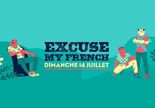 Gaël Faye et Fakear en exclu au festival Excuse My French