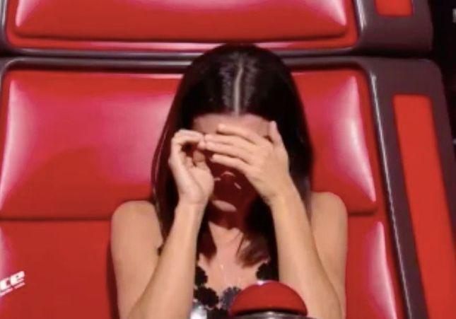 Jenifer : émue au larmes, elle quitte le plateau de The Voice