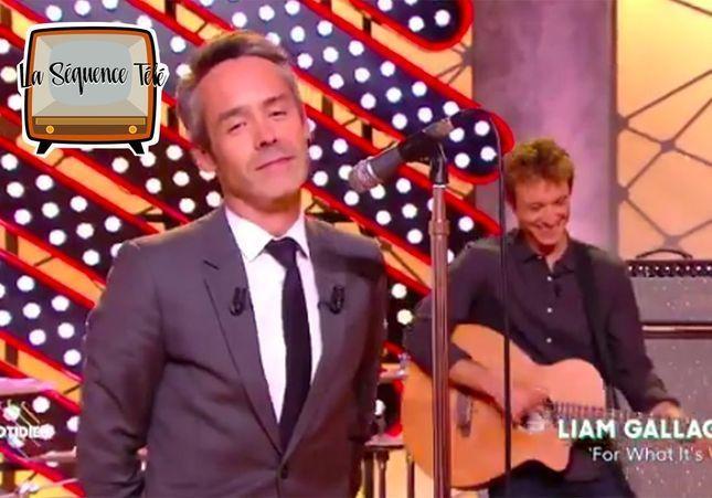 Quand Hugo Clément et Yann Barthes remplacent Liam Gallagher, la séquence devient culte