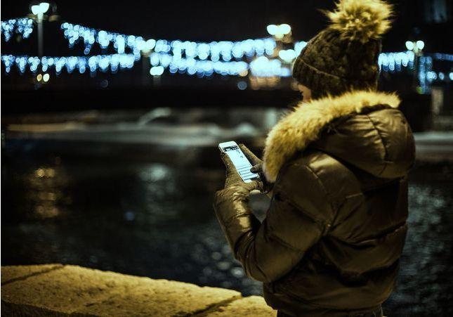 """Le """"texto de bonne année"""" : un bon prétexte pour recontacter son ex ?"""