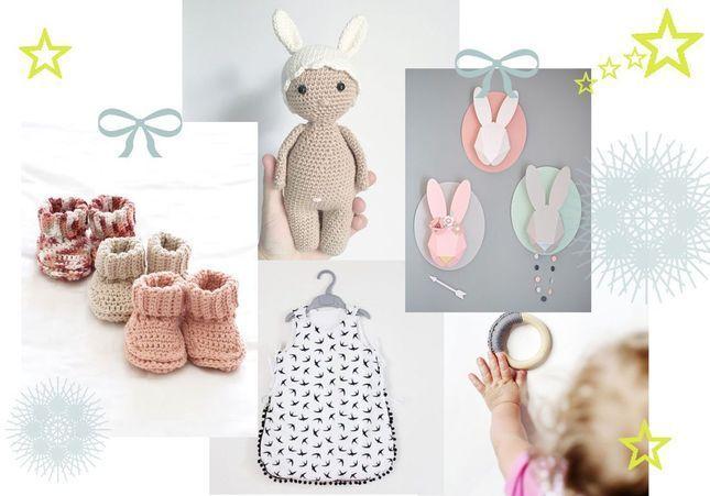 Cadeaux de naissance fait main, la nouvelle tendance à adopter
