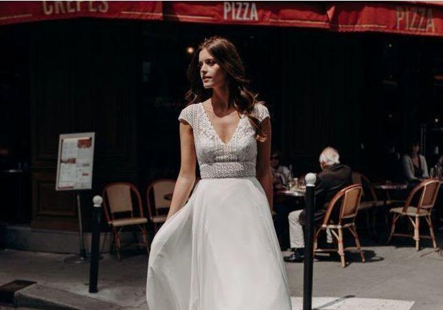 Ces robes de mariée sont parfaites pour un mariage civil