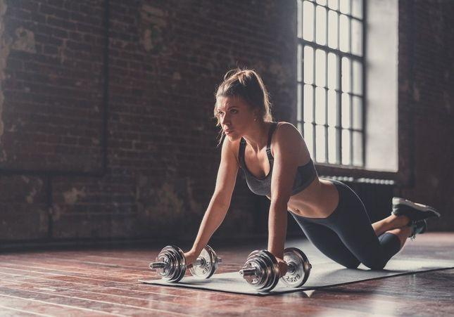 Circuit training débutant : un haut du corps musclé en 20 minutes