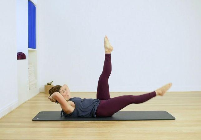 Cours de Pilates en vidéo : 15 minutes pour travailler ses abdominaux