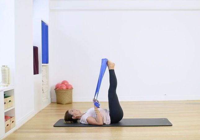 Cours de Pilates en vidéo : 20 minutes spéciales renforcement