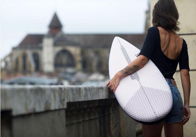 Et si on osait le surf à la maison ?