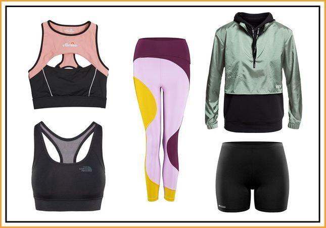 On veut des vêtements de fitness canon !