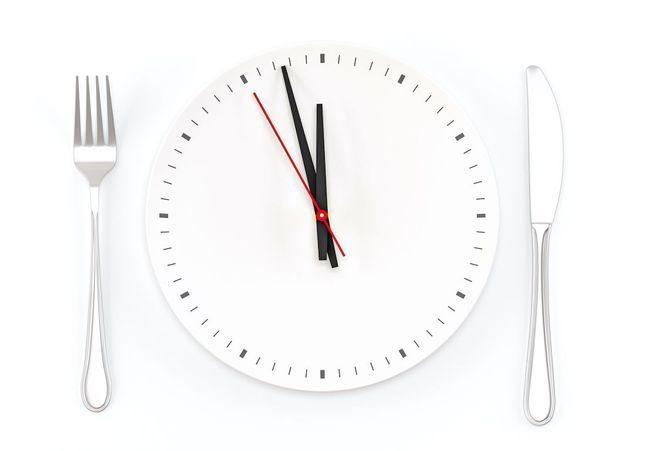 Perdre des kilos, une question de timing
