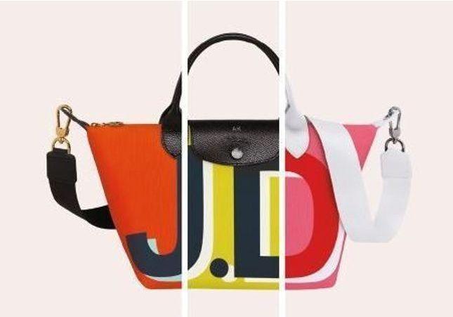 L'Instant Mode : Longchamp dévoile des nouveaux sacs personnalisables et écoresponsables