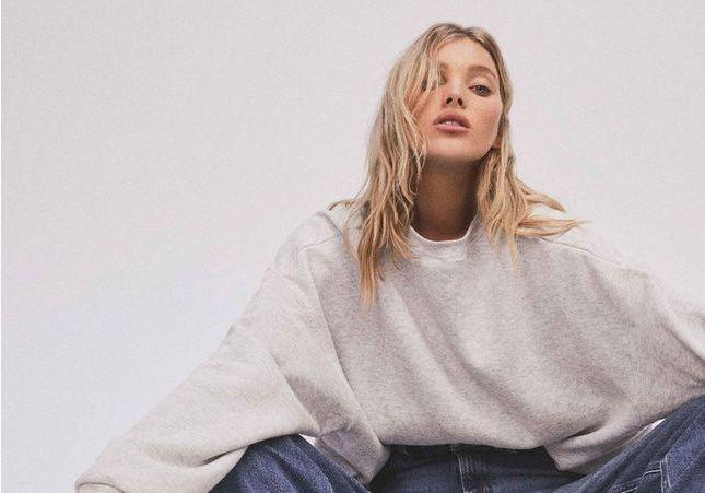 L'instant mode : J Brand et Elsa Hosk imaginent le jean éco-responsable idéal