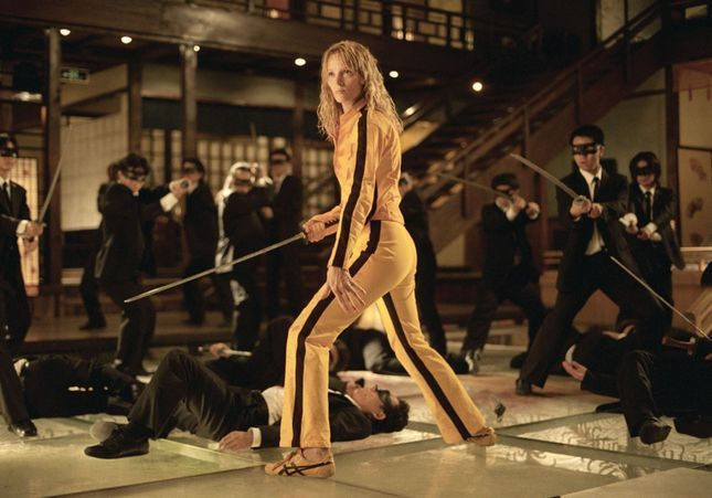 Histoire d'une tenue : la combinaison jaune d'Uma Thurman dans Kill Bill
