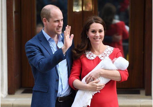 La robe rouge de Kate Middleton et son touchant clin d'œil à Lady Di
