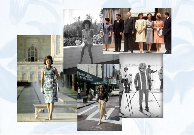 Le style Jackie Kennedy en 25 clichés rares