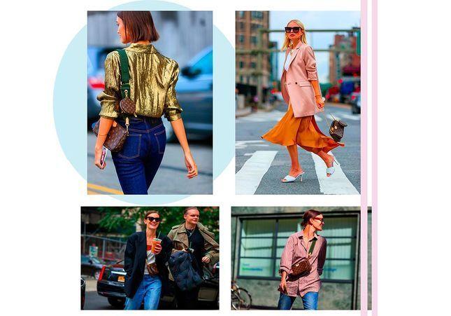 Ce nouvel it-bag était partout à la Fashion Week et il n'est pas prêt de disparaître