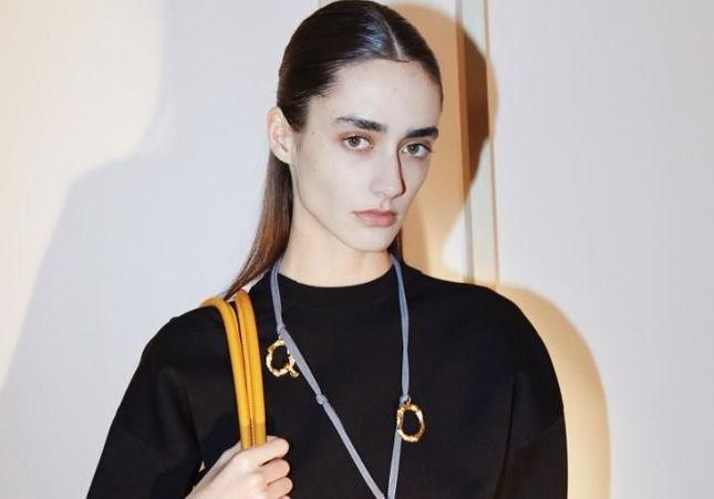 #ELLEfashioncrush : le collier Alphabet de Céline