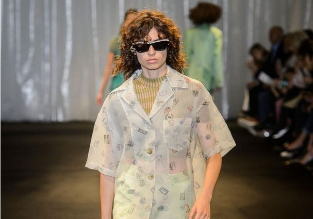 Fashion Week : les 70's funky d'Acne Studios