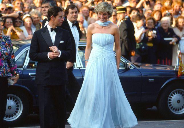 Histoire d'une tenue : la robe de Lady Diana au Festival de Cannes