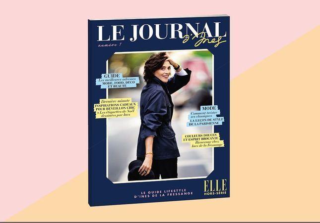 Ines de la Fressange lance son magazine, à découvrir en kiosque
