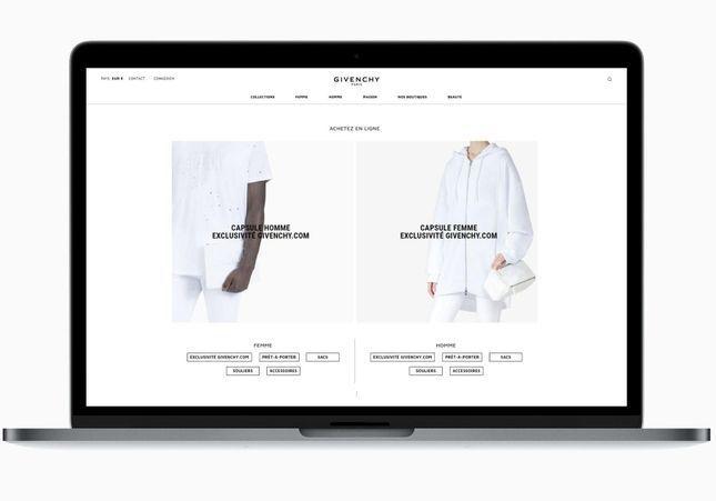 L'Instant mode : Cinq pièces iconiques Givenchy en blanc optique