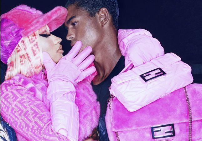 L'Instant Mode : la collection capsule très rose de Nicki Minaj et Fendi