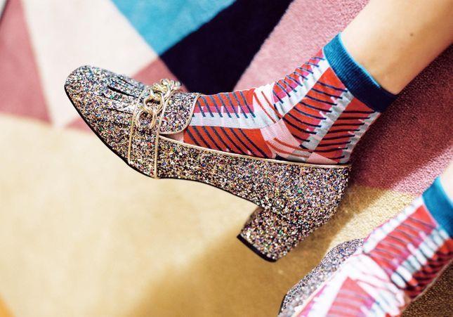 L'Instant mode : les chaussettes colorées Happy Socks