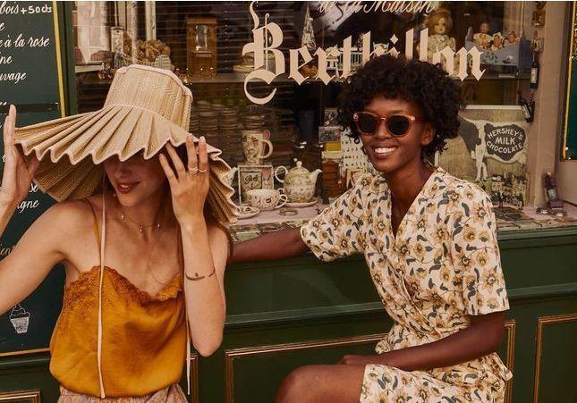 L'instant mode : Louise Misha lance son service de location de vêtements « Moments »