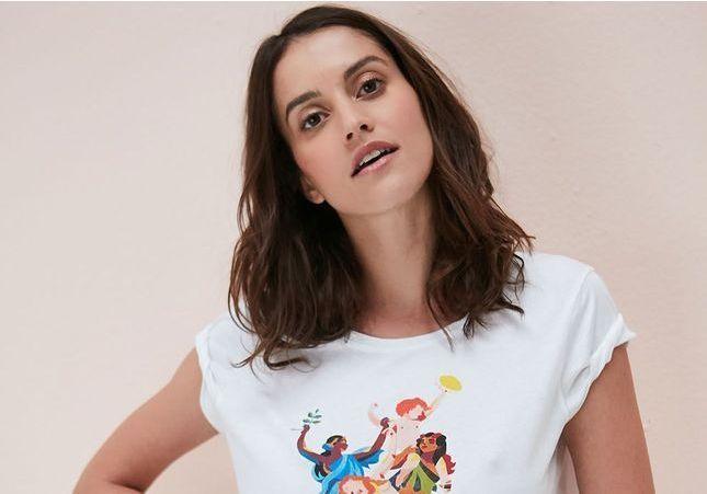 L'Instant Mode : Sud Express dévoile un t-shirt solidaire pour la Journée de la Femme