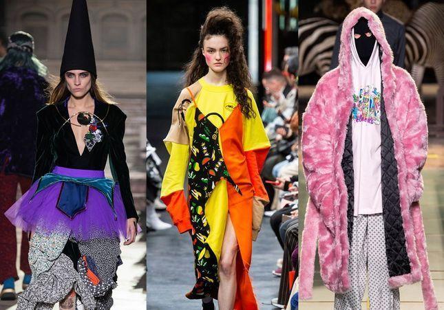 Les looks les plus pointus de la Fashion Week