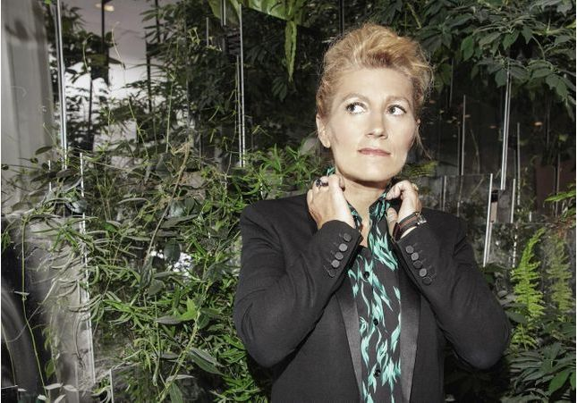 Marie-Claire Daveu, l'écolo du luxe