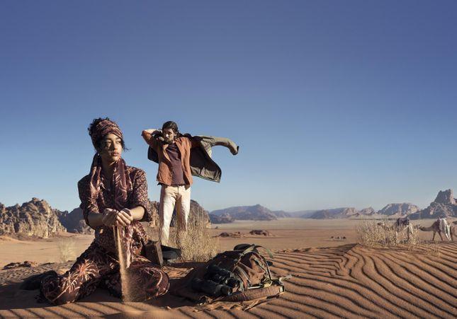 #PrêtàLiker : la campagne Scotch & Soda shootée dans le désert de Jordanie