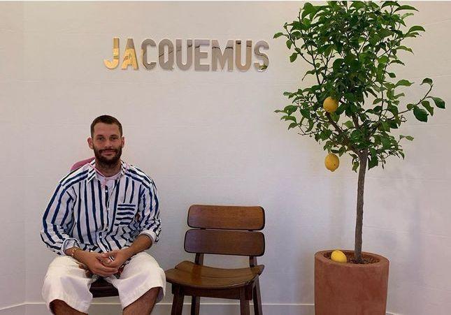 Suivez un cours de mode en ligne gratuit avec Jacquemus