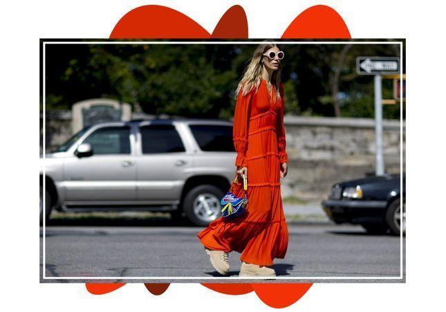 20 robes rouges qui font monter la température