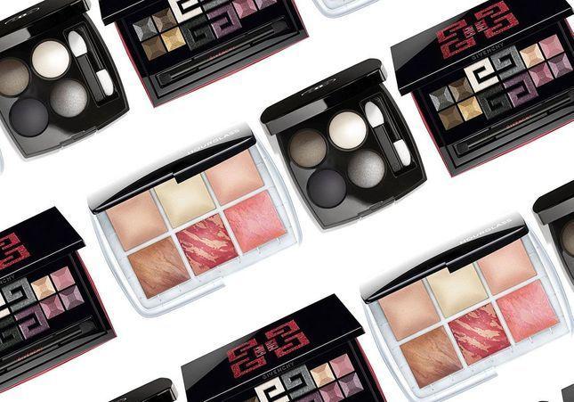 Les meilleures palettes de maquillage pour Noël 2019