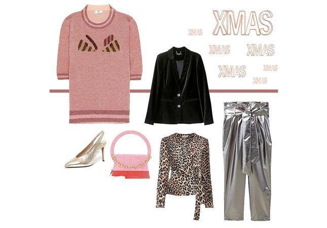 20 pièces à shopper pour une tenue de Noël qui change
