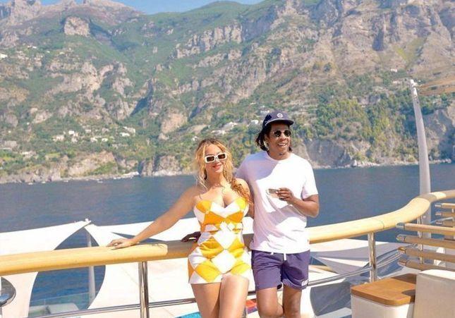 Beyoncé et Jay-Z à Nice : cet adorable cliché avec leur fille Rumi
