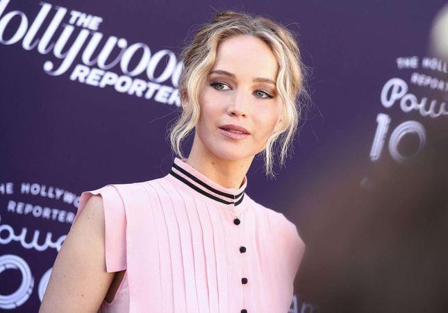 Jennifer Lawrence : de nouveau en couple ?